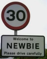 newbie sign